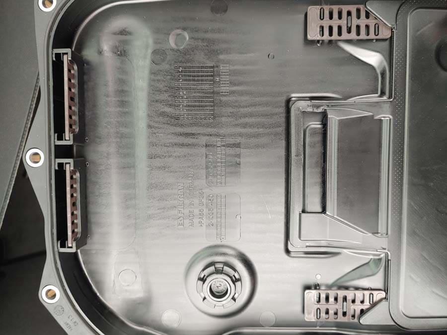 Когда наступает первый срок замены масла в «автоматах» BMW