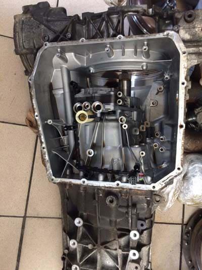 Ремонт АКПП DSG 0B5 Audi А6