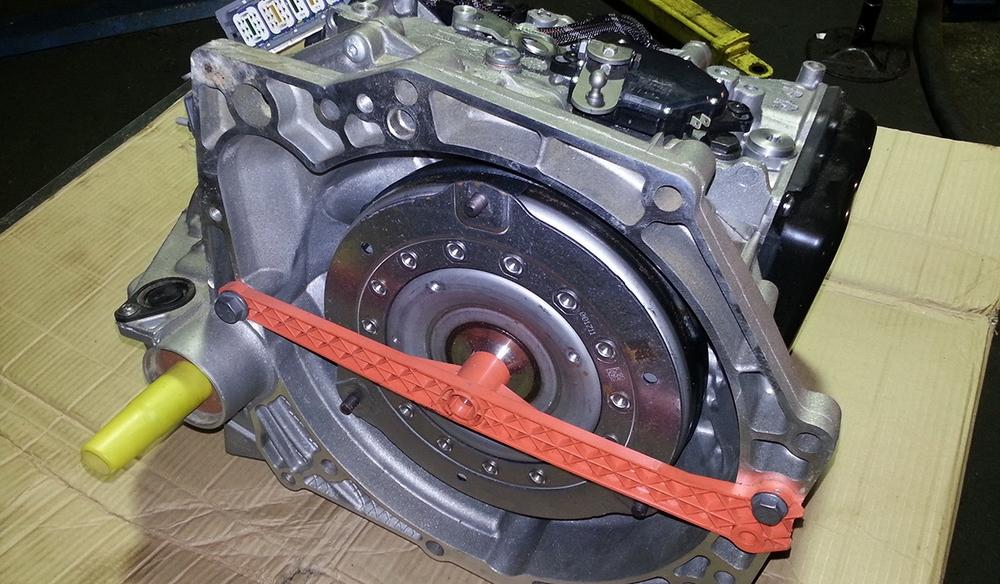 Гидромеханическая коробка передач DP0. Проблемы французских автомобилей