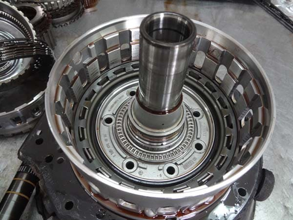 Ремонт автоматической трансмиссии Mercedes-Benz GL 2008